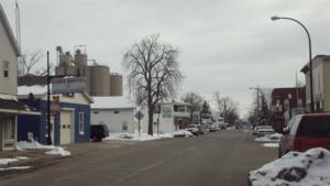 Ida Township, Michigan - The community of Ida along Lewis Avenue