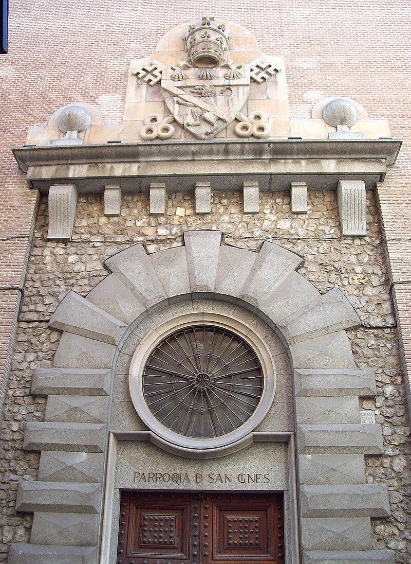 Iglesia de San Ginés (Madrid) 03.jpg