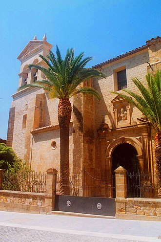 Baeza - Image: Iglesia de San Pablo di Baeza