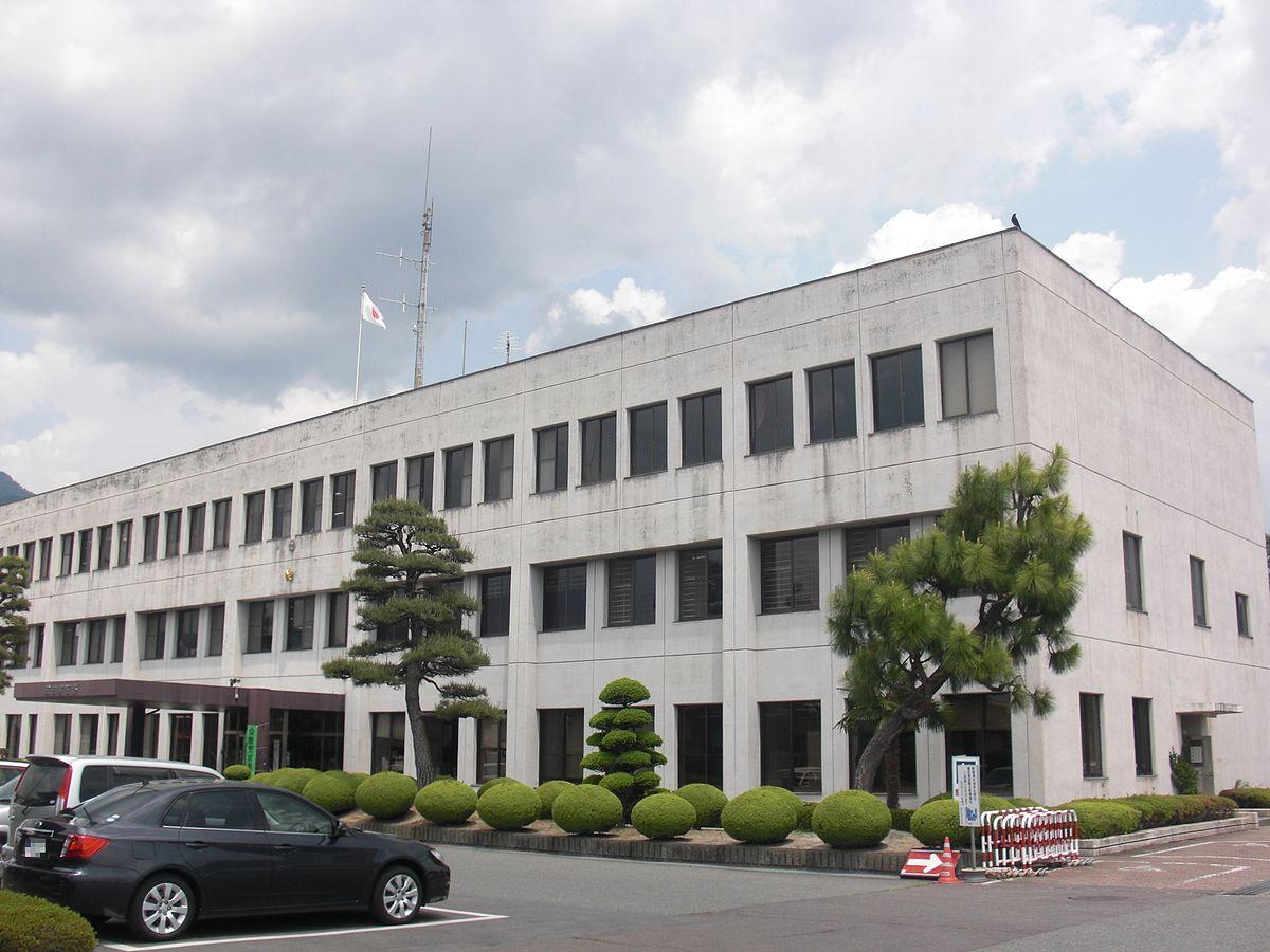 飯田警察署 - Wikipedia