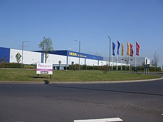 Armthorpe - IKEA warehouse