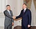 Ilham Aliyev met with Prime Minister of Singapore Lee Hsien Loong, 2012 01.jpg