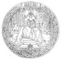 Illustrirte Zeitung (1843) 19 292 1 Das große Siegel von England.PNG