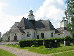 Ilmajoki church