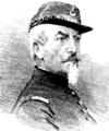 Ilustru cetățeanŭ NICOLAE GOLESCU încetatŭ din viață la 11 Decembre 1877. Eternă fieĭ memoria., Ghimpele, 16 dec 1877.png
