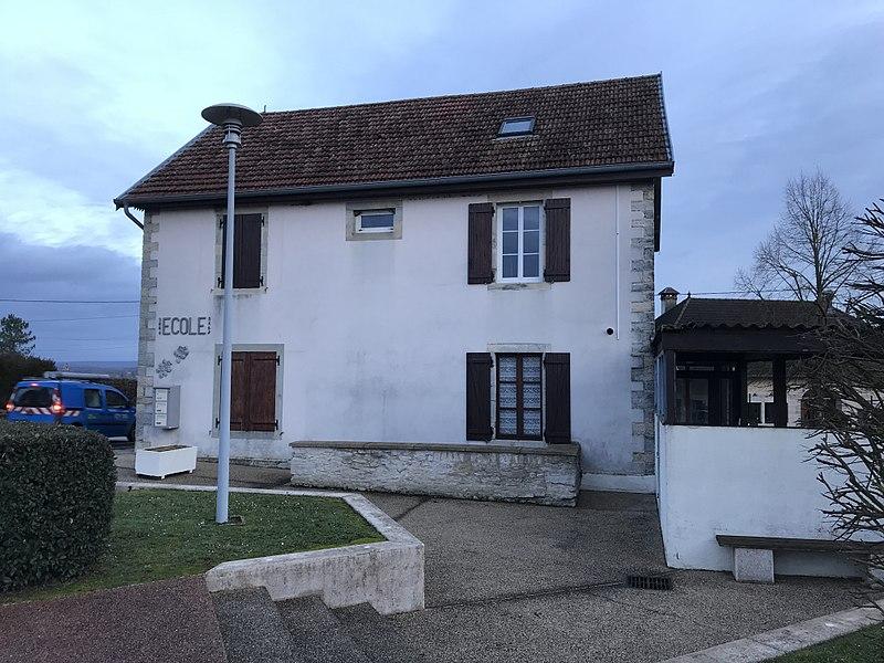 File:Image de La Barre (Jura, France) en janvier 2018 - 6.JPG