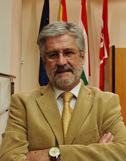 "Spanish politician, ""father"" of the Erasmus program"