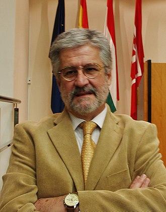 Manuel Marín - Image: Immanuel Marín die 23 Novembris 2009