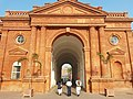 Imposing entrance arch to the Town Hall- Partition Museum in Amritsar (24074291387).jpg