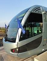 Inauguration de la branche vers Vieux-Condé de la ligne B du tramway de Valenciennes le 13 décembre 2013 (070).JPG