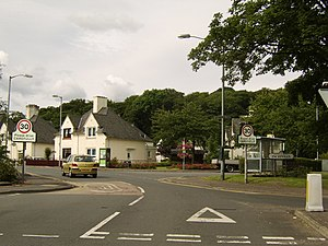 Inchinnan - Image: Inchinnan, Renfrewshire geograph.org.uk 500837