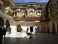 Inde Rajasthan Jodhpur Fort Moti Mahal Cour - panoramio.jpg