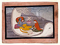 Indian - The Recumbent Vishnu and the Creation of Brahma - Walters W906.jpg