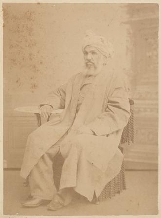 Mohammad Yaqub Khan - Amir Yakub Khan's Mustanfi Habibulah Khan