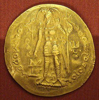 Kushano-Sasanian Kingdom - Image: Indo Sassanian Coinage