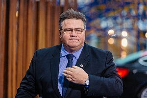 Ministry of Foreign Affairs (Lithuania) - Minister of Foreign Affairs Linas Linkevičius