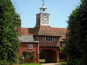 Ingatestone Hall - The Gatehouse of Ingatestone Hall