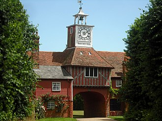 Ingatestone Hall - The Gatehouse of Ingatestone Hall