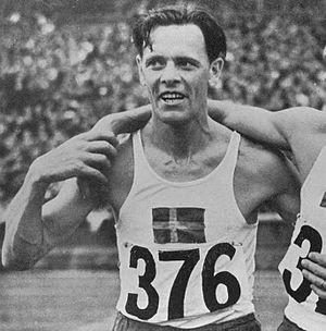 Ingemar Johansson (racewalker) - Image: Ingemar Johansson (walker)