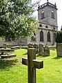 Ingestre Church, Staffordshire - geograph.org.uk - 2003210.jpg
