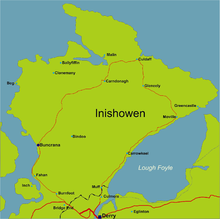 Inishowen - WikiVisually on