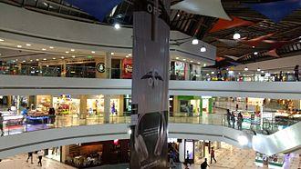 Vashi - Atrium of Inorbit Mall, Vashi