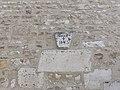 Inscription IHS dans la rue traversière (Irancy, Yonne).jpg