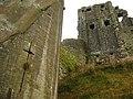 Inside Corfe Castle - geograph.org.uk - 1052322.jpg