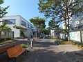 Inside of Tegata Campus, Akita University 002.jpg