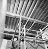interieur plafond tijdens restauratie - goes - 20079817 - rce