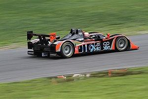 Intersport Racing - Intersport Lola B06/10 at the 2010 Northeast Grand Prix.