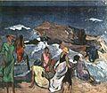 Ion Theodorescu-Sion - Femei pe plaja.jpg