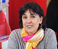 Isabelle Alonso - Salon du livre de Paris - 23 mars 2014.JPG