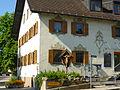 Ismaning (Haus beim Stumpf, Bahnhofstr.17, 12.07.11).JPG