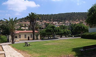 Zekharia - Image: Israeli town of Bayt Zakariah, June 2015