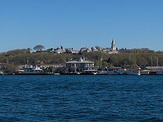 Historic Areas of Istanbul - Image: Istanbul.Bosphorus 004