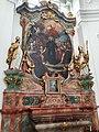 Ivo von Kermartin (Franz G, Hermann) Kollegienkirche 1722.jpg