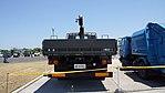 JASDF Cargo Truck(Isuzu Forward, 46-9701) behind view at Miho Air Base May 28, 2017.jpg