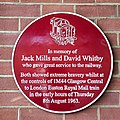 Jack Mills and David Whitby memorial plaque.jpg