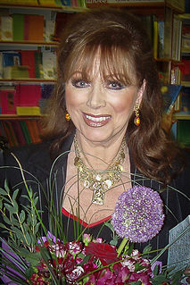 Jackie Collins British-American novelist and writer