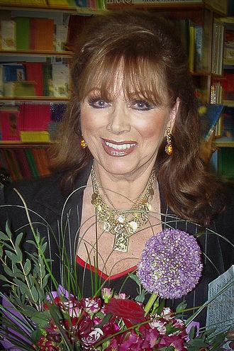 Jackie Collins - Image: Jackie Collins