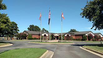 Jacksonville, Arkansas - City Hall