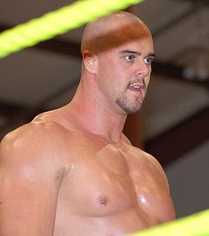 Ryan Wilson (wrestler) - Ryan Wilson as Titus on February 24, 2007 in Louisville, Kentucky.