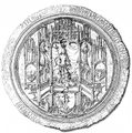 Jadwiga Andegaweńska seal 1386.PNG