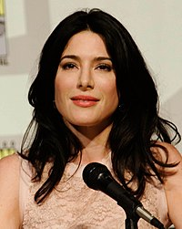 Jaime Murray Comic-Con 2012.jpg