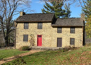 South Park (Pittsburgh) - The Stone Manse