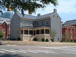 James Park House United States historic place
