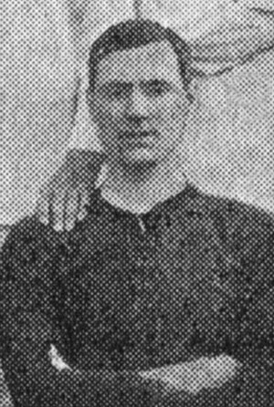 James Riley (footballer) - Riley while with Brentford 1909