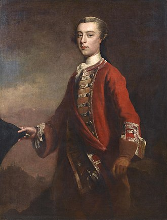 "James Wolfe - ""Major General Wolfe. Who, at the Expence of his Life, purchas'd immortal Honour for his Country, and planted,with his own Hand, the British Laurel, in the inhospitable Wilds of North America, By the Reduction of Quebec, Septr. 13th. 1759."""