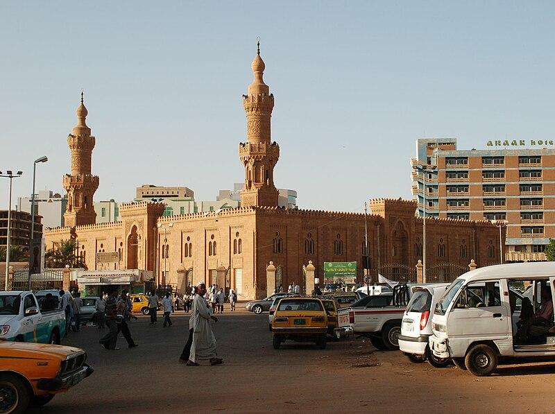 File:Jami el kebir,Khartum.jpg